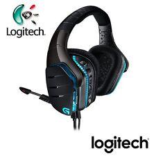 Logitech g933 Artemis SPECTRUM 7.1 Surround Cuffie Gaming Cuffie ps4-XBOX