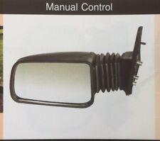 Peugeot 205 88-96 Black Door Mirror RH Manual Control  NEW  ADR108