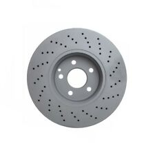 Front Disc Brake Rotor Zimmermann 2204211812 for Mercedes-Benz E280 E300 03-09