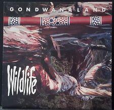 GONDWANALAND - WILDLIFE - DIDJERIDU + KEYS + PERCUSSION GREAT OZ SOUNDS WEA