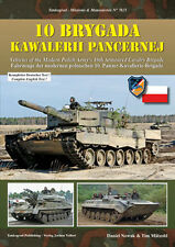 TANKOGRAD 7025 VEHICLES OF THE MODERN POLISH ARMY'S 10TH ARMOURED CAVALRY BRIGAD