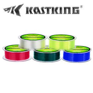KastKing Monofilament Fishing Line 300Yds-600Yds Clerar Mono Leader Line