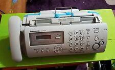 Panasonic Plain Paper Fax & Copier w/ Automatic Fax/Phone Switching  KX-FP205