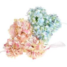 Silk Lily Flower Ball Garland, 54-Inch