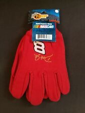 Nascar #8 Dale Earnhardt Jr. Bud Racing Multi-Purpose Gloves - Rare Collectible!