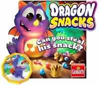 Goliath Games Dragon Snacks, Fun Memory Game, For Kids Aged 4+