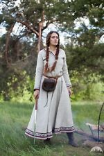 """20% DISCOUNT! Medieval Dress """"Eydis the Shieldmaiden"""" for SCA, LARP"""