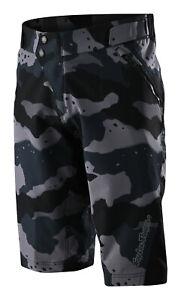 Troy Lee Designs MTB Ruckus Short w/Liner - Camo Gray
