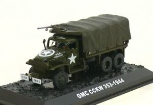 GMC CCKW 353 U.S. Army, Normandy, June 1944 ACBG12 Amercom Vehicle Die-Cast Toy