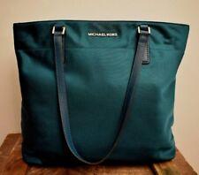 Michael Kors Teal nylon Tote Bag