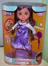 "Dora the Explorer Girls Dora 12"" Doll New"