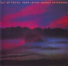 """Out of Focus:  """"Four Letter Monday Afternoon""""  (Double Vinyl Reissue)"""