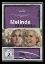 DVD MELINDA & MELINDA - WOODY ALLEN - WILL FERRELL *** NEU ***