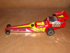 1982 Tonka Clutch Poppers Red 177 Quick Silver Dragster FREE US Shipping