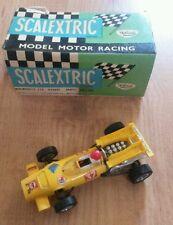 Scalextric Mc Laren c 43 slot car vintage avec boite   voiture circuit 1:32