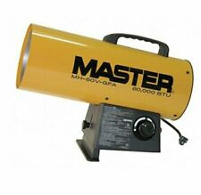 Master Forced Air Heater,Lp,60,000 BtuH, Mh-60V-Gfa (New Other)