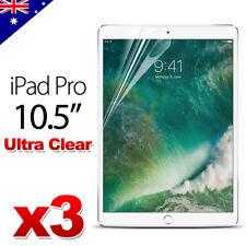 "3X LCD Ultra Clear Screen Protector Film Guard for Apple iPad Pro 10.5"" Retina"