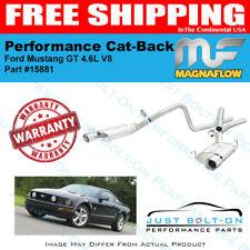 Magnaflow Street Series SS Cat-Back For 2007-2009 Shelby GT500 5.4L V8 #15881