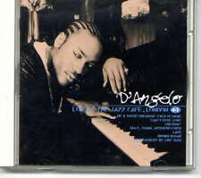 D'ANGELO -  Live at the Jazz Café - London - CD album - Japan – No OBI