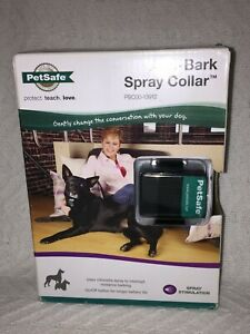 "PetSafe Anti-Bark Spray Collar, PBCOO-13912 Dog 6lbs + Fits Up To 24"" Size Neck"