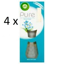 Air Wick Reed Diffusers 3 X Spring Delight - Pure Range