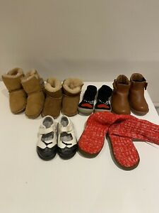 girls shoes size 4/5