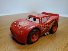 Disney CARS LIGHTNING McQUEEN Shake N Go - Desert Scene 2006 Fisher Price Mattel