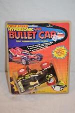 1989 Imperial Toys Hypersonic 4Wd Bullet Car Black Chameleon #8026 Nip Read