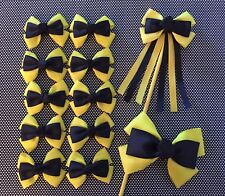 The Wiggles Emma Wiggle Inspired Bow Clips Wand - Great Party Favours Girls Bulk