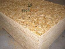Pannello Osb mm18 x 1240 x 1240  qualità A per arredo, edilizia e imballo