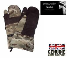 British Army Extreme Cold Weather- Goretex -MTP Blizzard Mittens - NEW size med