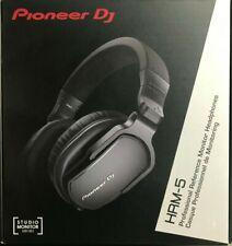Pioneer DJ - HRM-5 - Professional Studio Monitor Headphones - Black