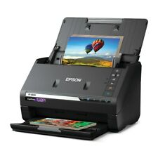 Epson FastFoto FF-680W Home and Pro Photo Scanner
