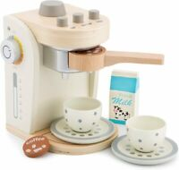 New Classic Toys - 10705 - Coffee Maker - Multicolor -Red
