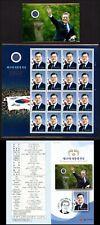 Korea - The Inauguration of the 19th President Moon Jae-in Full sheet+SS 2017