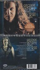 George Gakis - Too Much Ain't Never Enough +1,AOR,Joe Lynn Turner,Winger,Outloud