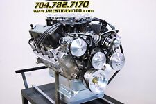 575HP Ford 427 Aluminum Crate Engine Borla Stack EFI Holley HP Fuel Injection