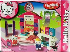 Nr181.Play BIG Bloxx Hello Kitty Boutique 800057027 NEU OVP incl. Versand in DE