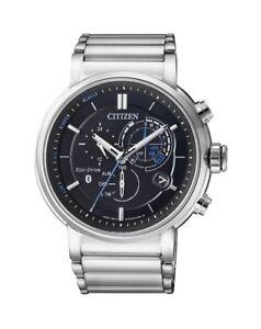 Citizen BZ1001-86E Proximity Mens Bluetooth Perpetual Eco-Drive Watch RRP $950