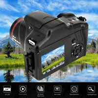 Digital SLR Camera 16Mega Pixel 1080P 16X Zoom 2.4Inch TFT LCD Screen Anti-shake