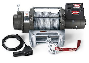 Warn 17801 M12 Self-Recovery Winch Fits 11-14 Tahoe/Suburban 1500/Silverado 1500