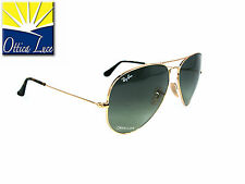 Ray Ban Aviator Large Metal 3025 181/71 62 Sunglass Sonnenbrille Occhiali Sole