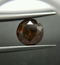 2.00 Ct Red Diamond Color Enhanced Rare Best Price Real Image Loose For Ring