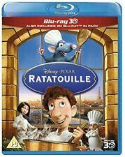 Ratatouille 3d 2d Blu-ray UK BLURAY