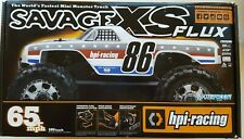 HPI Racing SAVAGE XS FLUX Chevrolet El Camino SS 2.4GHz Brushless Kit 120093