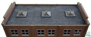 Walthers 933-502 Roof Texture - 1lb .45kg Gray : HO Scale