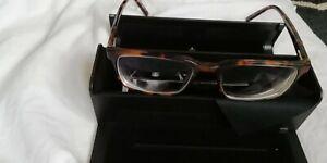 JEFF BANKS Glasses TORTOISESHELL RECTANGLE JB BLAISE 30473355 ,In Case