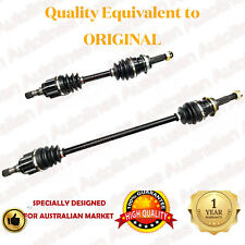 A Set of Brand New Daihatsu Terios J100G J102G Front CV Joint Drive Shafts 97-05