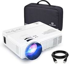 VANKYO LEISURE 3 Mini Projector, 1080P and 170'' Display Supported, Portable Mov
