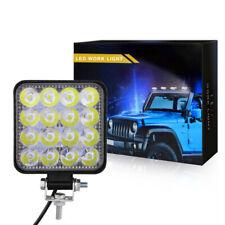 48W 16 LEDs Auto Arbeitsscheinwerfer Wasserdichtes Kuppellicht Dachleuchte